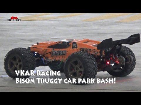 VKAR RACING BISON V2 Brushless RC Truck- RTR Car park bashing! - UCfrs2WW2Qb0bvlD2RmKKsyw