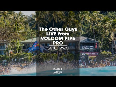 Replay from the beach - The Other Guys are back at Volcom Pipe Pro. - UCblfuW_4rakIf2h6aqANefA