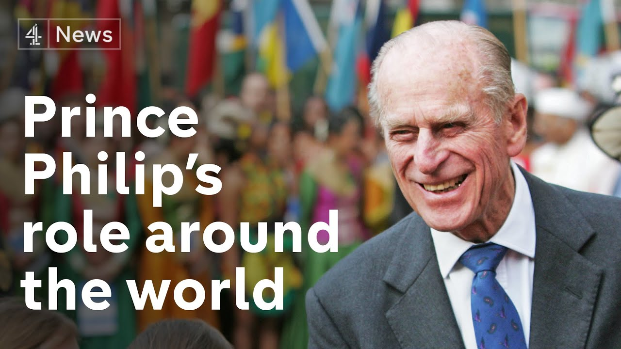 World leaders react to Duke of Edinburgh's death