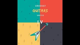 Uruguay guitar united 4