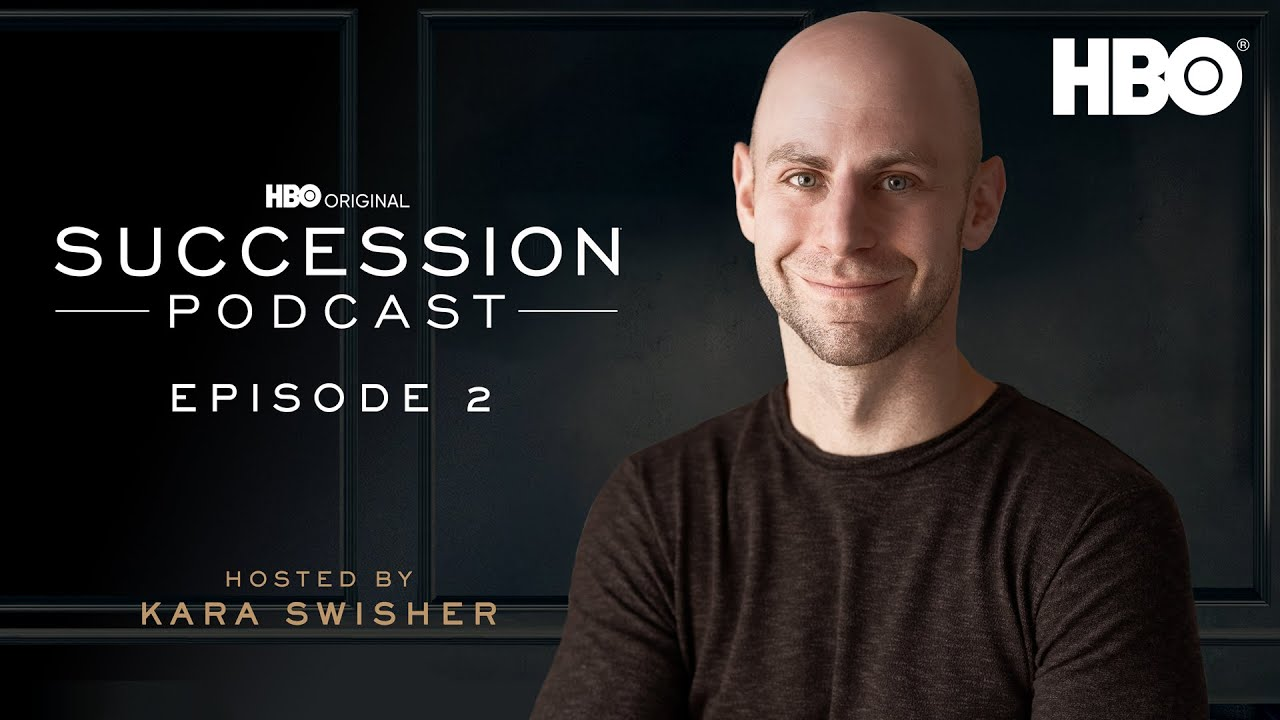 The Official Succession Podcast with Kara Swisher (Season 3, Episode 2) | HBO