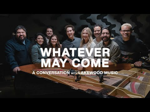 A Conversation With Joel Osteen + Lakewood Music