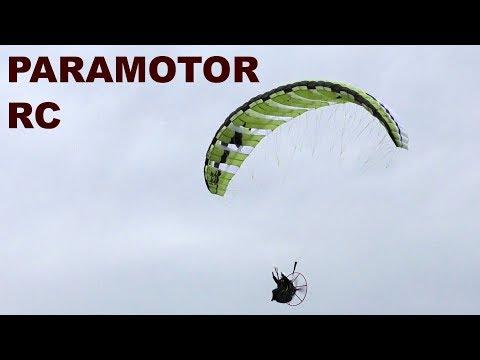 RC Paramotor | Flite Test | Racer lt