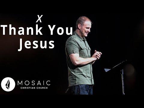 X  Thank You Jesus  1 Chronicles 16:8