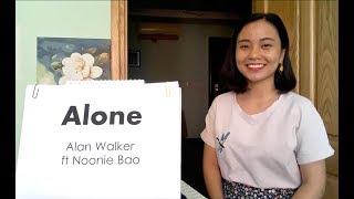 ALONE (Alan Walker) Học Tiếng Anh qua Bài Hát |Thảo Kiara
