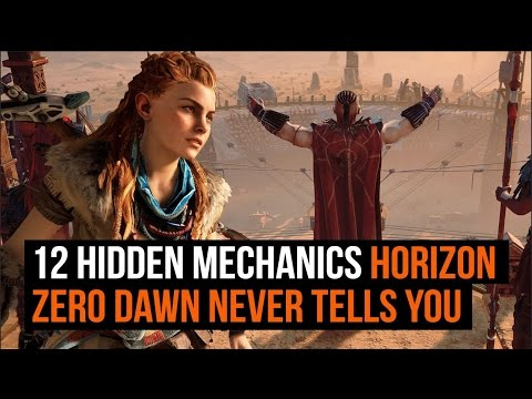 12 hidden mechanics Horizon: Zero Dawn never tells you about - UCk2ipH2l8RvLG0dr-rsBiZw