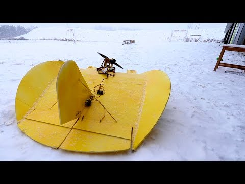The Yellow Snowball (RC ATV AIRPLANE) - UC9zTuyWffK9ckEz1216noAw