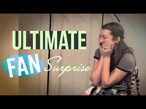 "ULTIMATE FAN SURPRISE - ""Shadow"" - Sam Tsui LIVE - UCplkk3J5wrEl0TNrthHjq4Q"