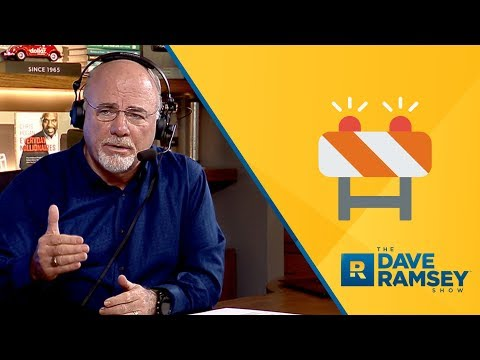 Parents Can Stop The Student Loan Crisis! - Dave Ramsey Rant!