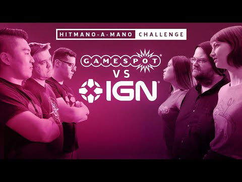 Hitman 2: IGN and Gamespot Face Off In Ghost Mode - UCKy1dAqELo0zrOtPkf0eTMw