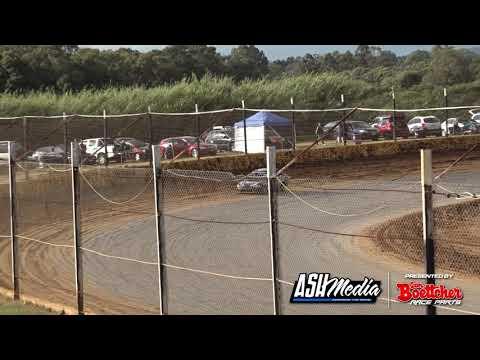 Junior Sedans New Stars: A-Main - Ellenbrook Speedway - 27.09.2020 - dirt track racing video image
