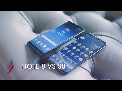 Galaxy Note 8 vs Galaxy S8 Plus - What's the Difference? | Trusted Reviews - UC3AzjGDUlJu_-tm_i7OzNcQ