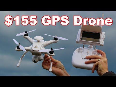 Brushless GPS Camera Gimbal Drone - AOSENMA CG035 - TheRcSaylors - UCYWhRC3xtD_acDIZdr53huA