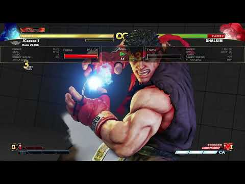 Ryu V Skill 2 Buff SFV CE (V5.02)