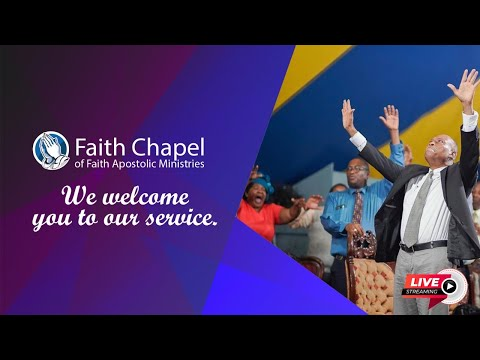 Faith Chapel Video Intro