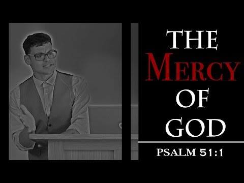 The Mercy of God - Sonny Shoker