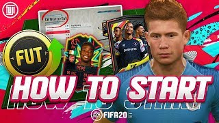 HOW TO GET THE BEST START IN FIFA 20 ULTIMATE TEAM! GUIDE TO TRADING AND MAKING COINS & PACKS!