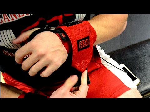 TMP - The One with the Muffin Man and SBD Wrist Wrap Review