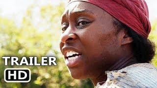 HARRIET Official Trailer (2019) Cynthia Erivo, Janelle Monáe Movie HD