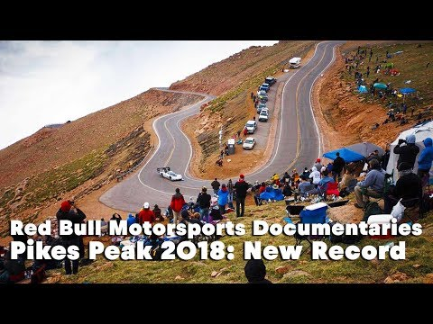 Pikes Peak Record Beaten: The Power of Electricity.   Pikes Peak Hillclimb 2018 - UCLipAny4YBCabn0sEJKbbsg
