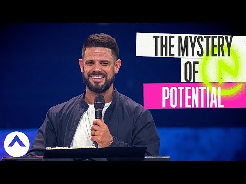 The Mystery Of Potential  Elevation Church  Pastor Steven Furtick