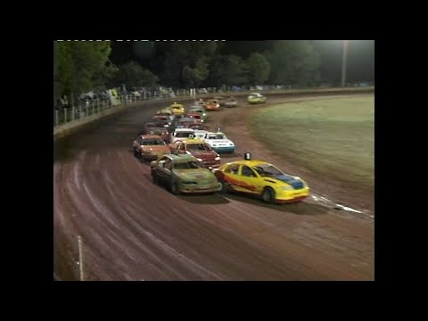 2006/07 QLD Modified Production Series: Kingaroy Speedway   25th November 2006 - dirt track racing video image