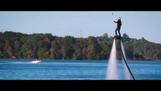 Nashville FlyBoard - Promo officielle