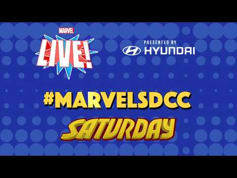 Marvel LIVE! at San Diego Comic-Con 2018 - Day 3 - UCvC4D8onUfXzvjTOM-dBfEA