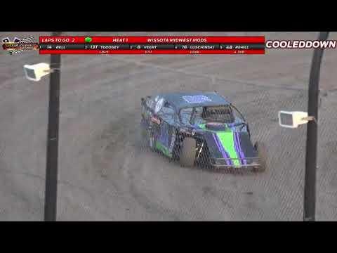 www cooleddown tv   LIVE LOOK IN   Victory Lane Speedway   Winnipeg, MB   September 9th, 2021 - dirt track racing video image
