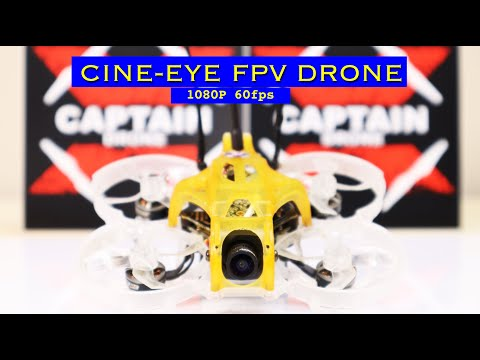 Tiny CineEye FPV Drone with 1080p 60 FPS Camera - Review of GEPRC CineEye - UCm0rmRuPifODAiW8zSLXs2A