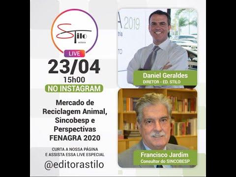 Live com Dr. Francisco Jardim
