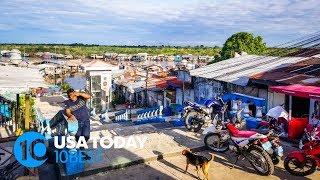 Peruvian Amazon | One-Minute Getaway