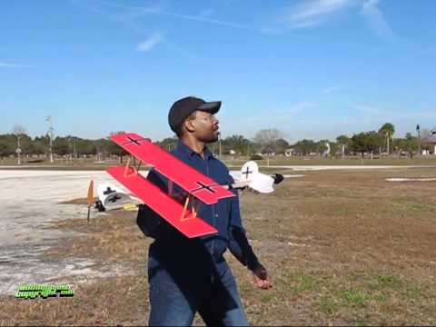 Homemade RC Canard Airplane - budkeywest