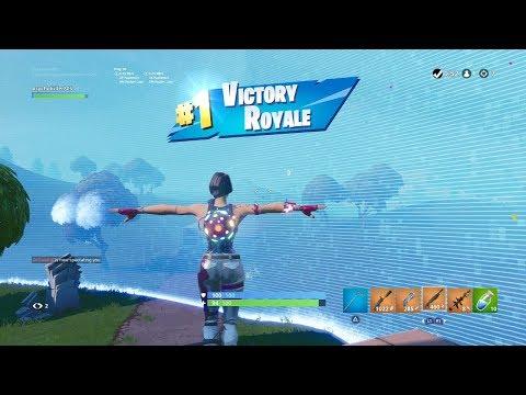 Fortnite 6ix9ine Challenge