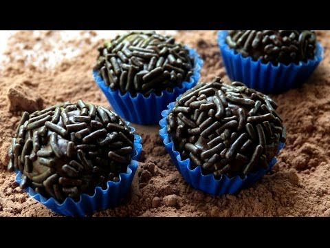 Brigadeiros - Brazilian Chocolate Bonbons Recipe - CookingWithAlia - Episode 306 - UCB8yzUOYzM30kGjwc97_Fvw