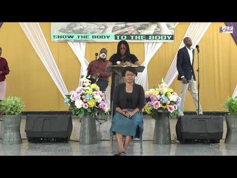 Sunday Worship - June 6, 2021