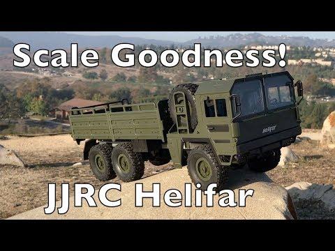 HeliFar / JJRC Truck Preview - UCTa02ZJeR5PwNZK5Ls3EQGQ
