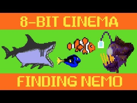 Finding Nemo - 8 Bit Cinema! - UCVtL1edhT8qqY-j2JIndMzg