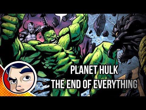 "Planet Hulk ""Finale, Saddest Day In The Hulk's Life"" - Complete Story | Comicstorian - UCmA-0j6DRVQWo4skl8Otkiw"