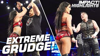 Tessa Blanchard & Tommy Dreamer vs Sami Callihan & Dave Crist | IMPACT! Highlights Aug 16, 2019