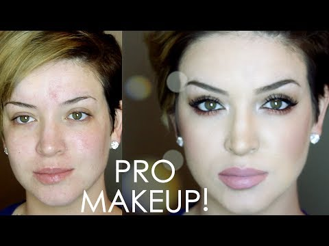 Pro Makeup Tutorial For Beginners ♡ - UCcZ2nCUn7vSlMfY5PoH982Q