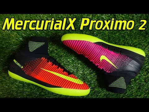 Nike MercurialX Proximo 2 Indoor (Spark Brilliance Pack) - Review + On Feet - UCUU3lMXc6iDrQw4eZen8COQ