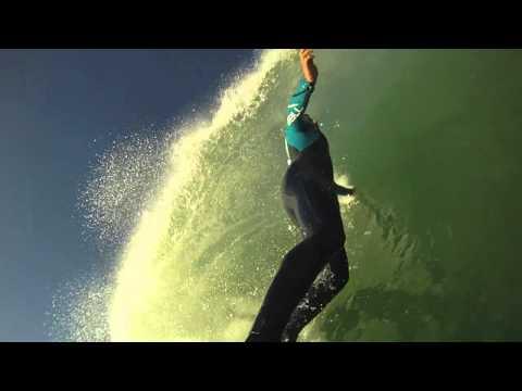GoPro HD: Cold Water Barrels