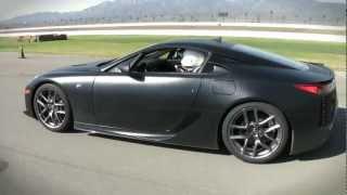 Jay Leno's Garage: The Lexus LFA Supercar