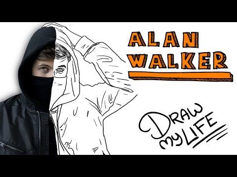 ALAN WALKER | Draw My Life - default