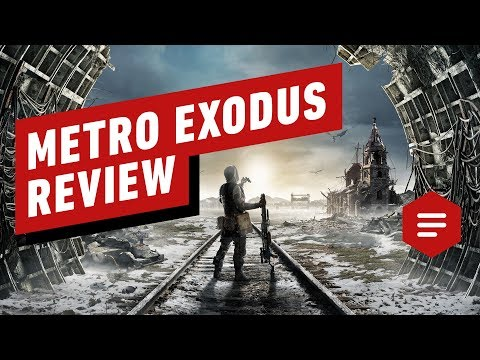 Metro Exodus Review - UCKy1dAqELo0zrOtPkf0eTMw