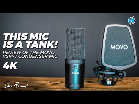 This mic is a tank! // MOVO VSM-7 Microphone review