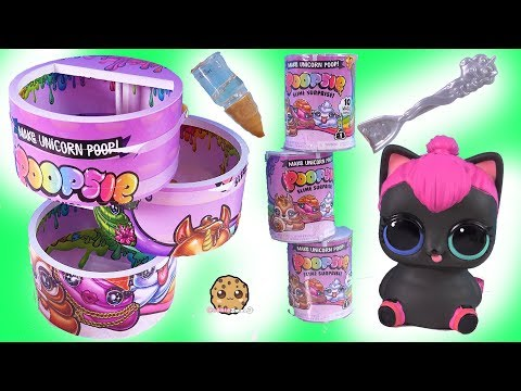 Giant Can of Poopsie Slime Cans ! LOL Surprise Biggie Pets LOVE  Blind Bags - UCelMeixAOTs2OQAAi9wU8-g
