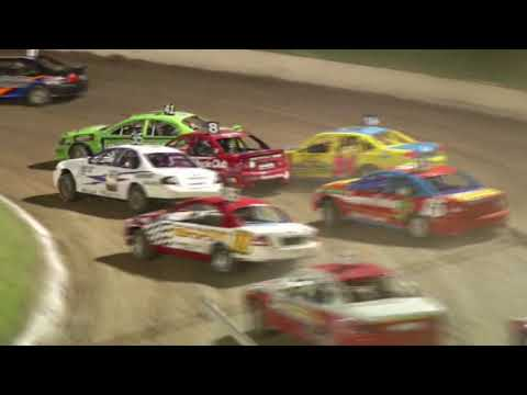 2010/11 National Modified Production Title (Night 2): Lismore Speedway   24th April 2011 - dirt track racing video image