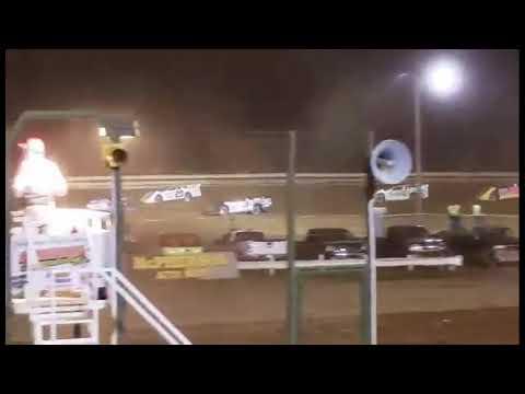Hummingbird Speedway (9-4-21): Carns Equipment Super Late Model Feature - dirt track racing video image